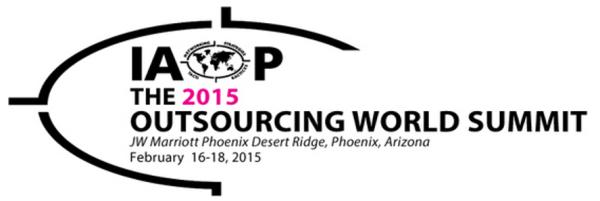 IAP Outsourcing World Summit