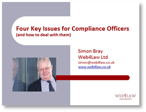 Compliance for Solicitors