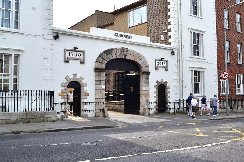 diageo St James' Gate