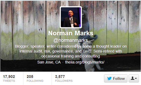 Norman Marks