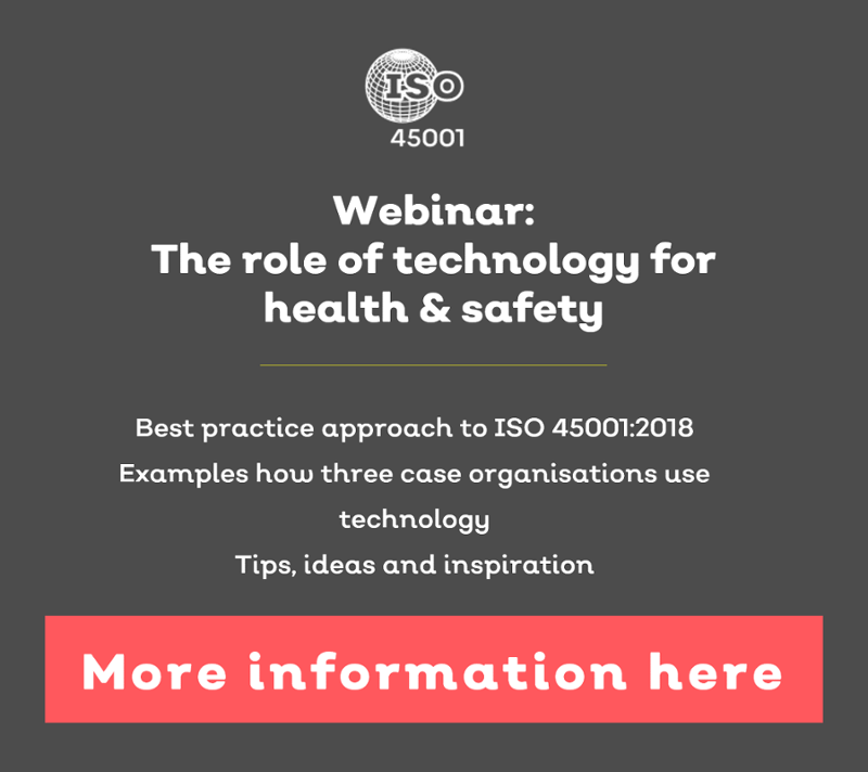 ISO 45001:2018 risks and opportunities: Tips, examples and ideas