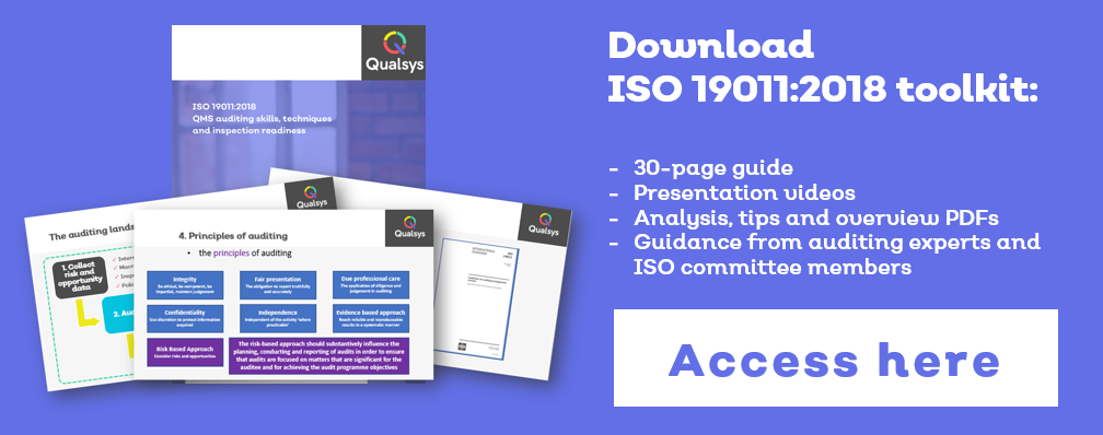 ISO 19011 PDF: free download