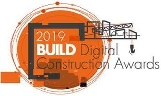 2019 Digital Construction Awards logo