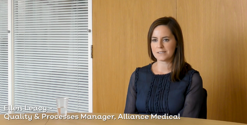 Alliance medical quality management system