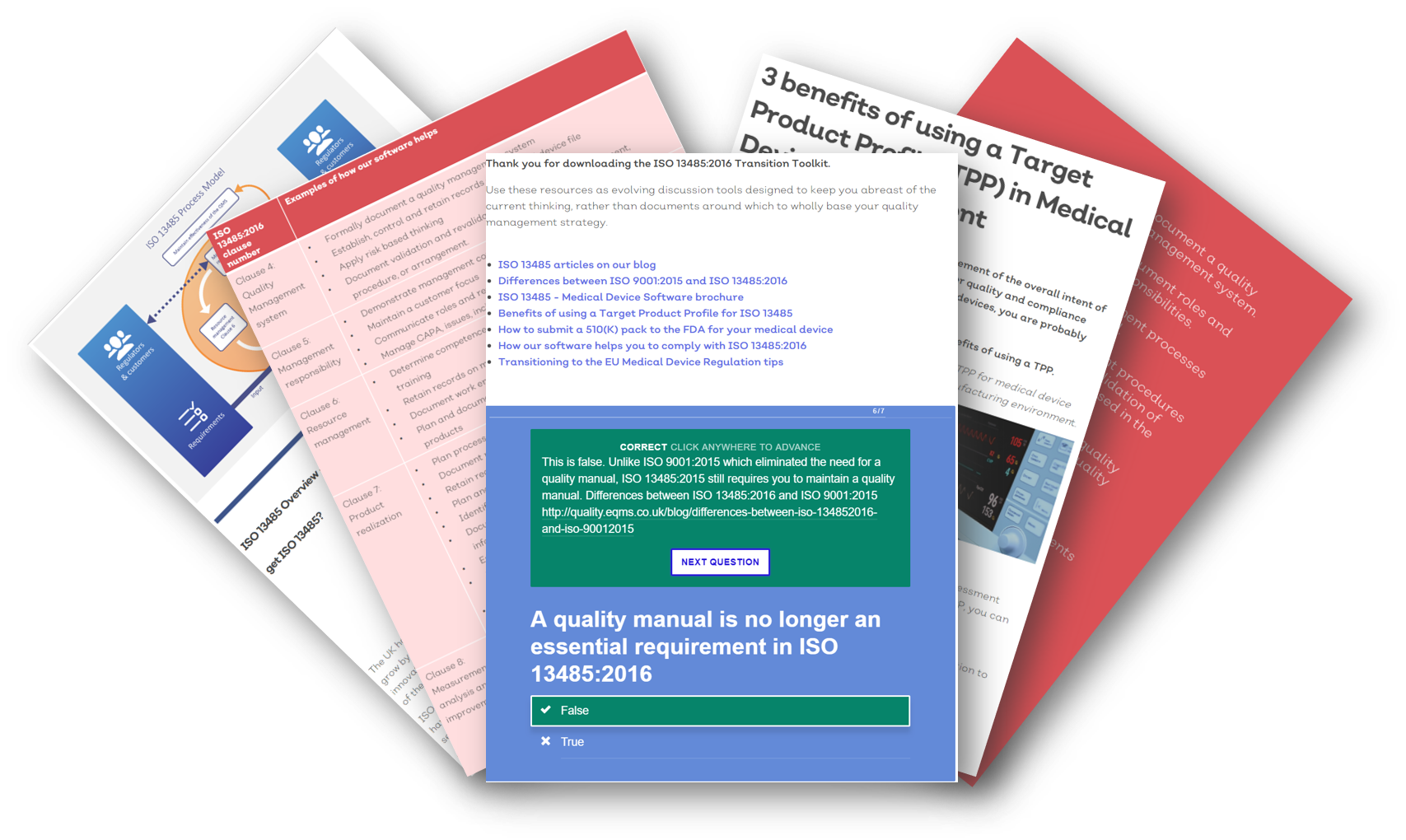 ISO 13485 toolkit   preview