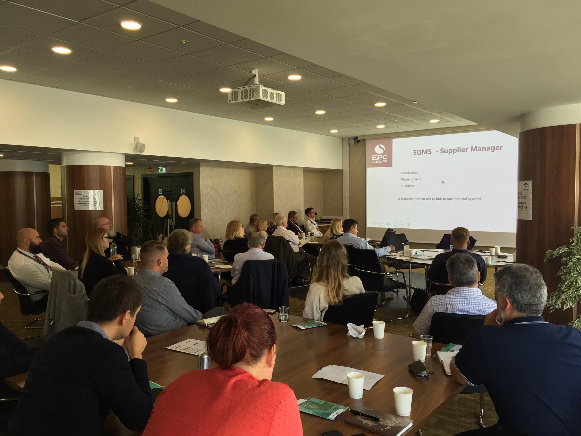 ISO 45001 EPC talk