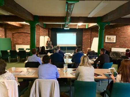 Kate Workshops training conference