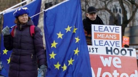 Leave Remain EU