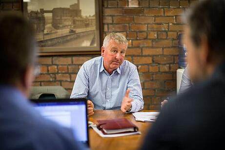 Mike Pound - Managing Director at Qualsys - GRC Software experts UK