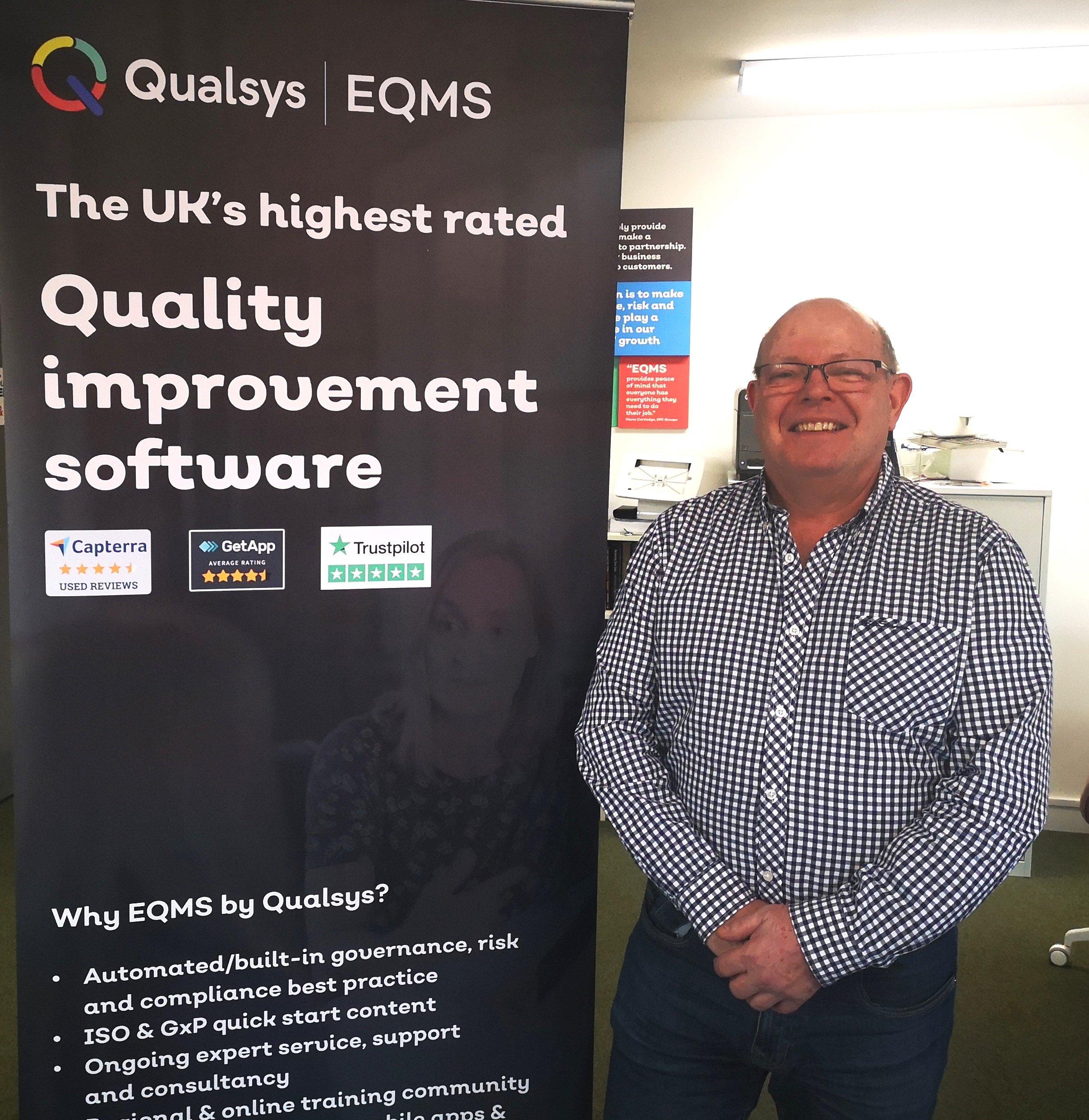 Simon Wells Quality management software