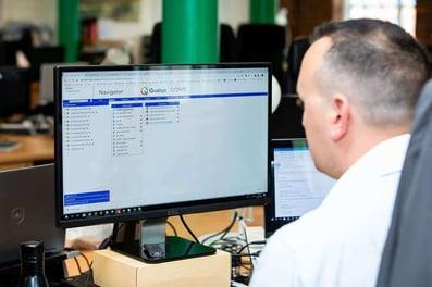 Compliance management software MArk Brook