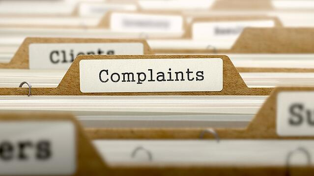 Customer complaints are a common KPI