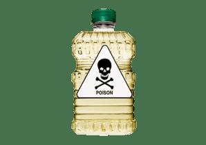 Toxic Olive Oil