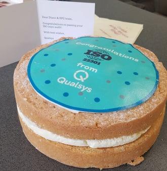 epc cake