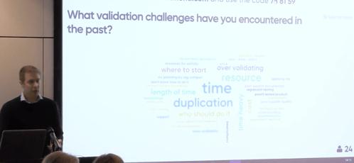 z Top validation challenges