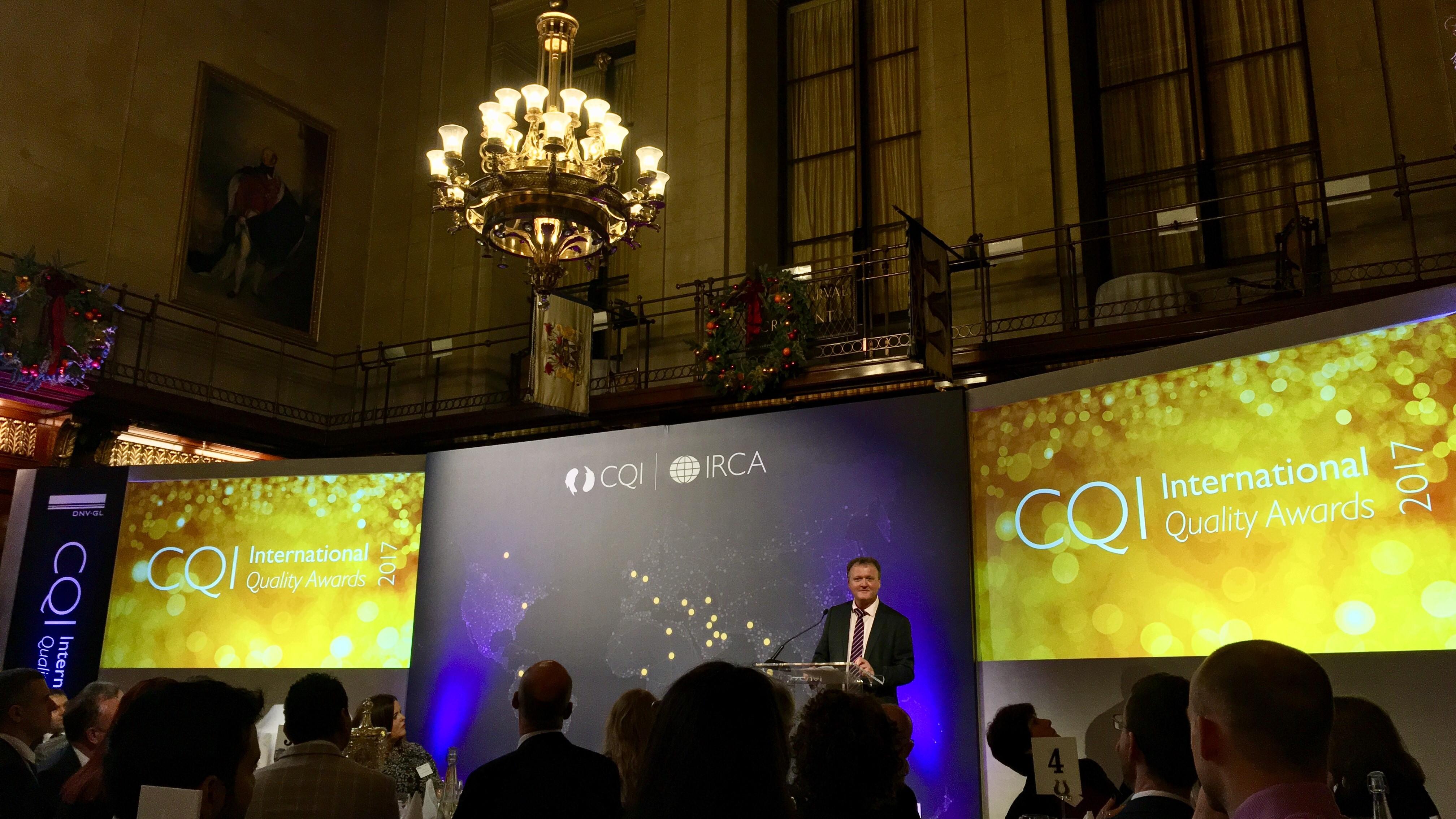 CQI Awards